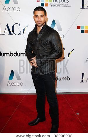 NEW YORK-MAY 17: Actor Wilmer Valderrama attends the IAC And Aereo Official Internet Week New York HQ Closing Party at IAC HQ on May 17, 2012 in New York City.