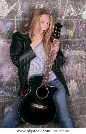 Rock Star Girl