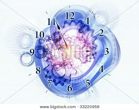 Progreso del tiempo