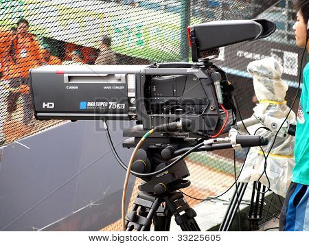 Television High Definition Camera