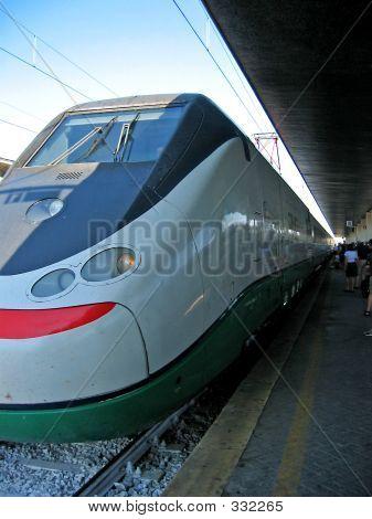 Europe Fast Train