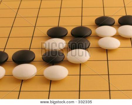 Go Board - Diagonal