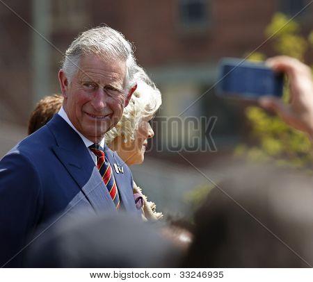 Prince Charles Camilla Saint John 2012