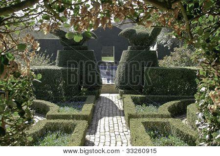 Hidcote Manor Gardens, England