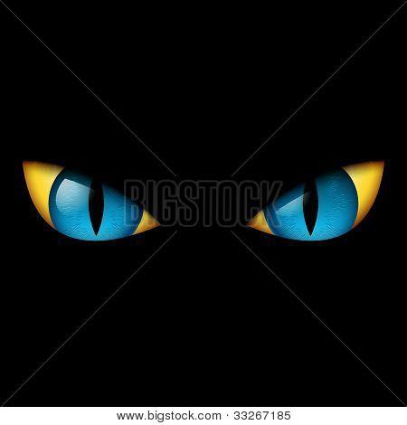 Evil Blue Eye