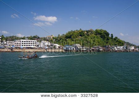 Kaw Thaung  Burma