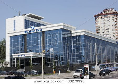 Hotel Shakhtar Plaza