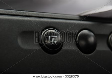 Car Conditioner Button