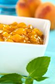 Fresh Peach Compote