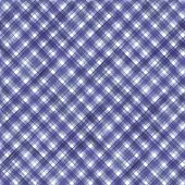 Watercolor Stripe Diagonal Plaid Seamless Pattern. Purple Stripes On White Background. Watercolour H poster