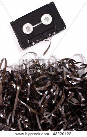 Photo of Audio K7 mess
