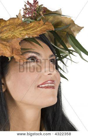 Autumn Beautiful Girl