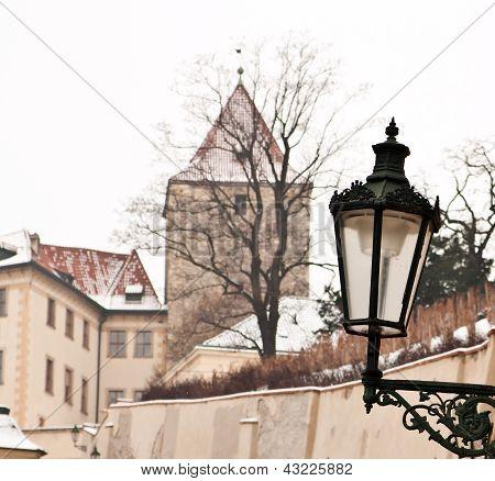 Picture Of Prague Castle (a.k.a. Prazsky Hrad)