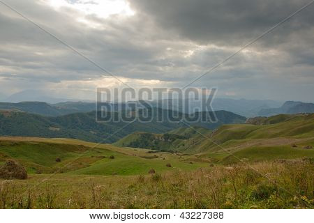 Caucasus Russia, Landscape