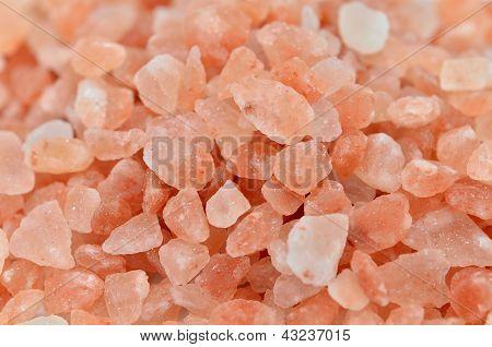 Himalayan Rock Salt.