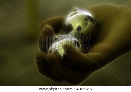 Fractal Hand