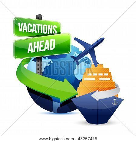 Vacations Ahead