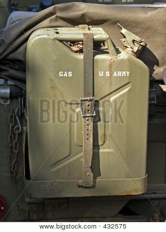 Us Army Gas Tank
