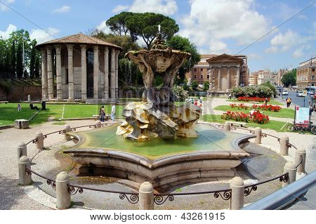 Temples of Roma