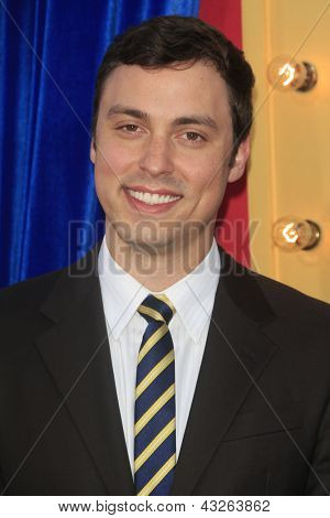 LOS ANGELES - MAR 11:  Jonathan Goldstein arrives at the World Premiere of