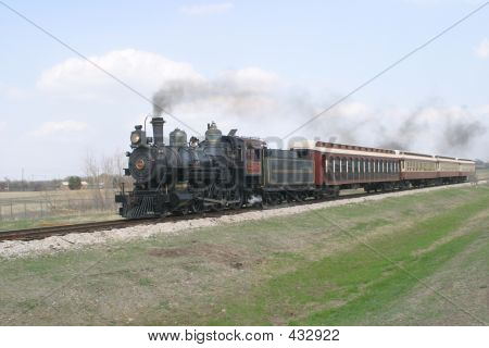 Steam Excursion Train 2