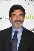 LOS ANGELES - MAR 13:  Chuck Lorre arrives at the