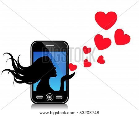 love message by SMS