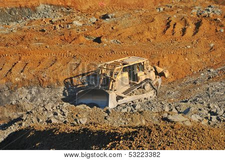 Pushing Rock