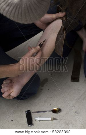 Dose Of Heroine