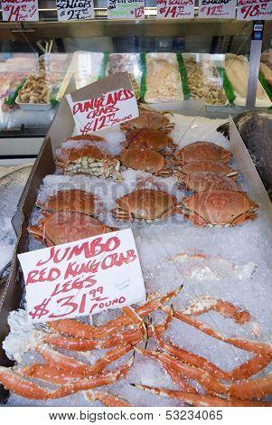 Pike Place Market, Seattle USA