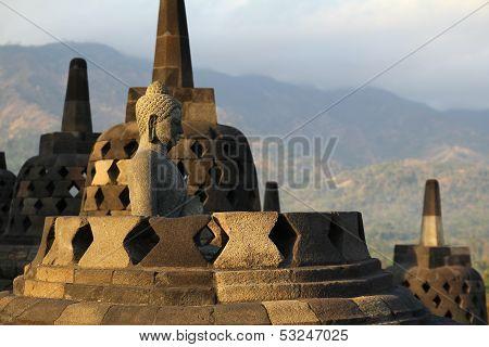 Ancient Buddha Statue