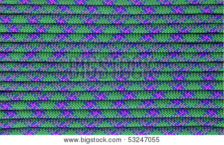 Climbing Rope Background
