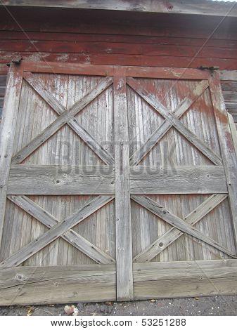 X Marks the Door