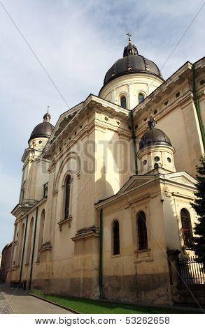 Catholic Dome Of The Seventeenth Century