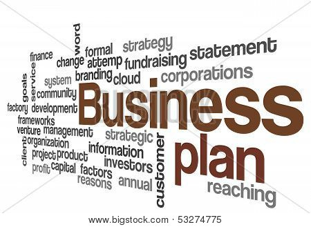 Business Plan Concept Background