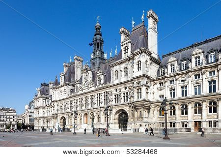 Paris - City Hall