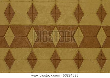 Diamond Pattern Background