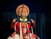 picture of arjuna  - THEKKADY INDIA  - JPG