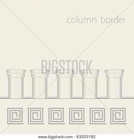 Column Border