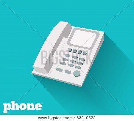 Phone Flat