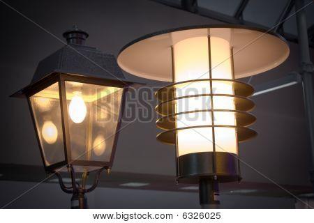 Lanterns For Street Illumination