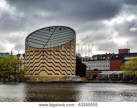 The Planetarium In Copenhagen