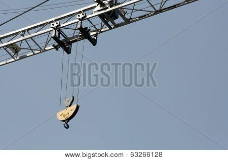 Lifting faucet /crane