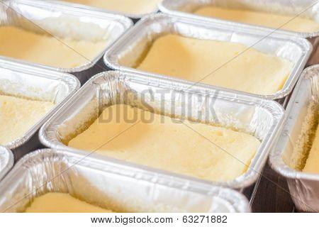Fresh Bake Cheese Cup Cake