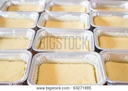 Fresh Bake Cheese Base Cake