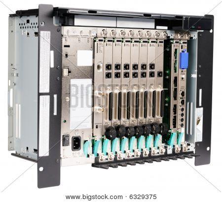 Telephone Switch, Rack Mount