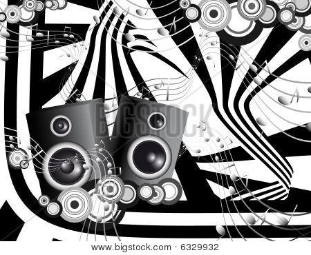 Futuristic music