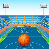 Basketball Field