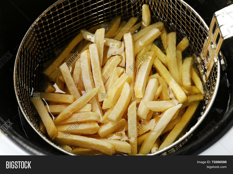 Картофель фри в домашних условиях - пошаговый рецепт с фото 8