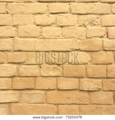 Brick Texture, Vector Illustration